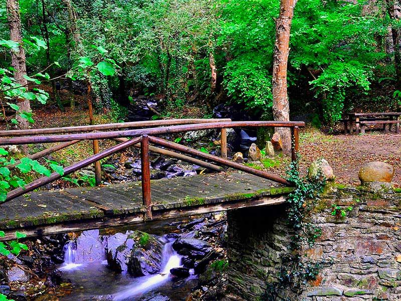 Área Recreativa del Puente de Castrillón