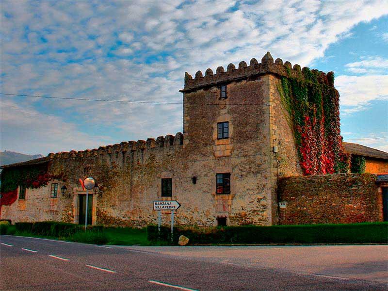 Palacio de Tox